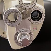 Hassan Hicks sight tests