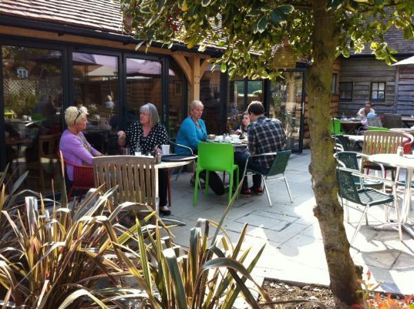 Beaulieu Garden Centre Cafe