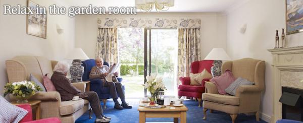 Colten Care Court Lodge Garden Room