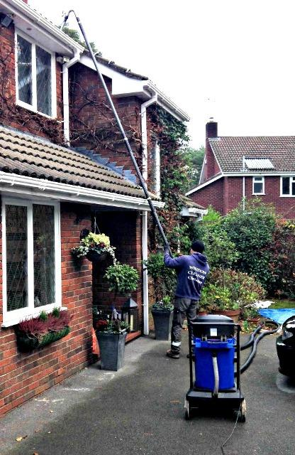 Window And Gutter Cleaning Services Lymington And New Forest
