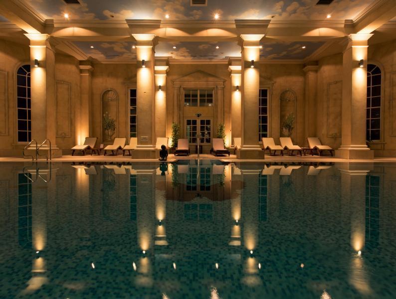 Indoor Pool at Chewton Glen