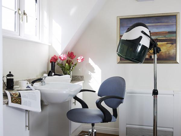 Colten Care Woodpeckers hair salon