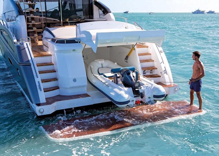Cabrio RIB at BHG Marine