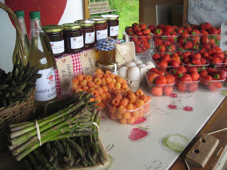 Goodall's produce