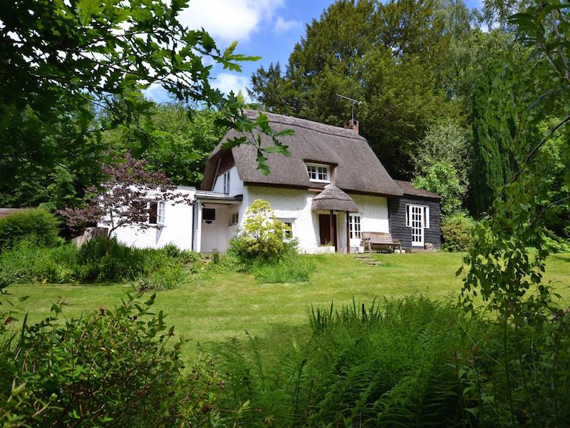 Cosy New Forest Cottages surrounded by gardens