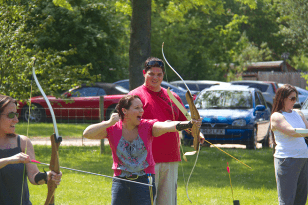 New Forest Activities archery activities for families and childrens parties