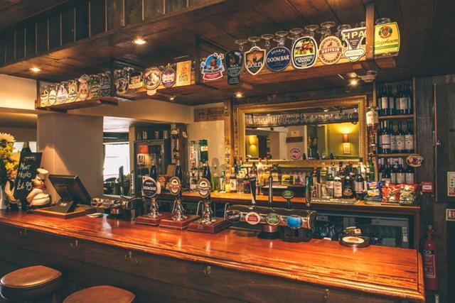 Bar at Royal Oak Downton