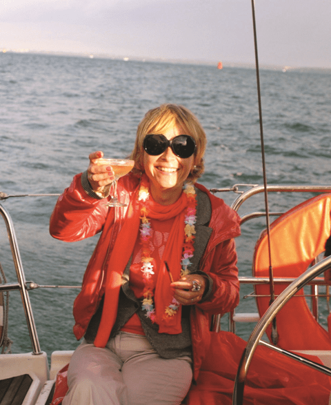 Sailing with Escape Yachting