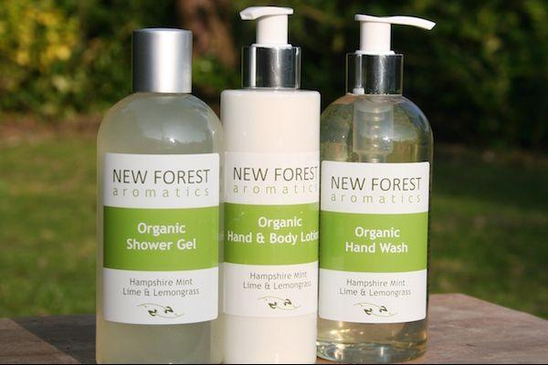 New Forest Aromatics Aromatherapy Products