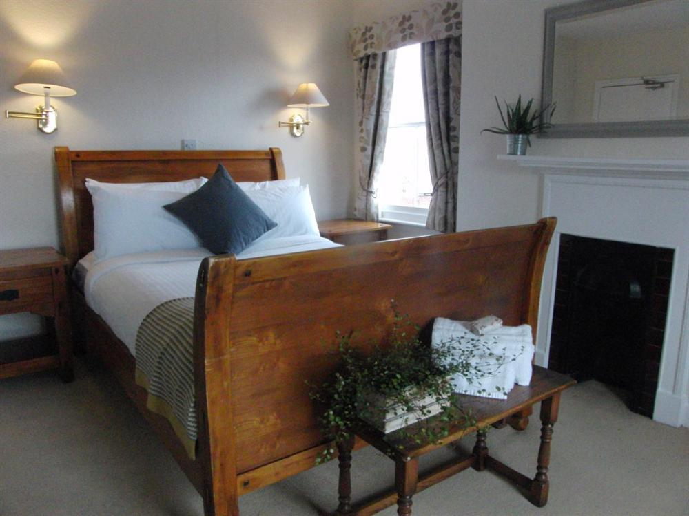 Bedroom at The Bosun's Chair