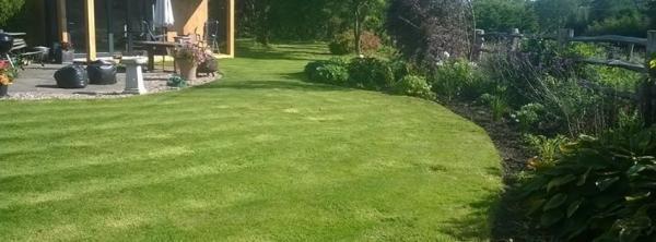 J100 Horticulture gardening and landscaping Bartley Garden Office