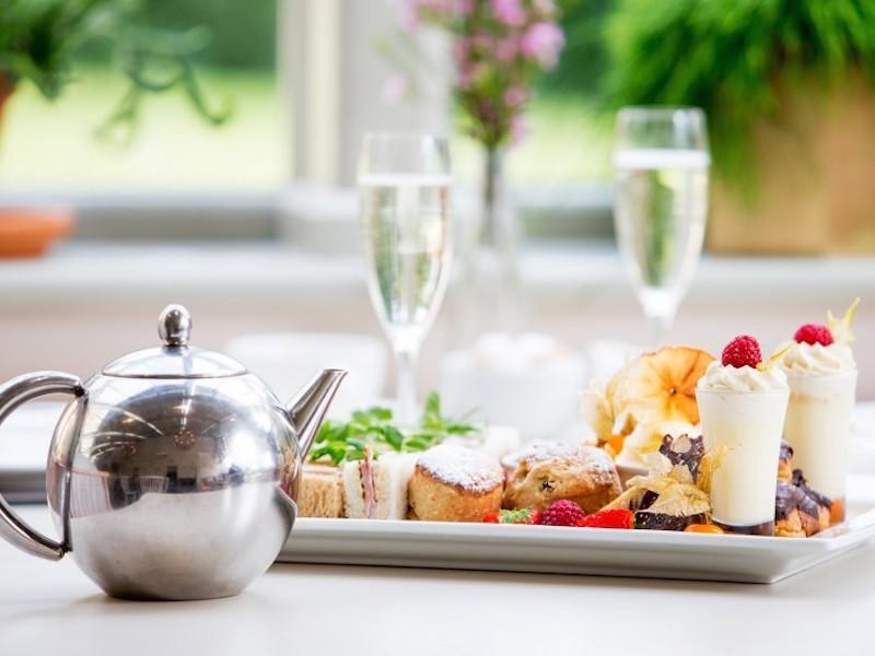 FREE glass of Prosecco with Afternoon Tea at